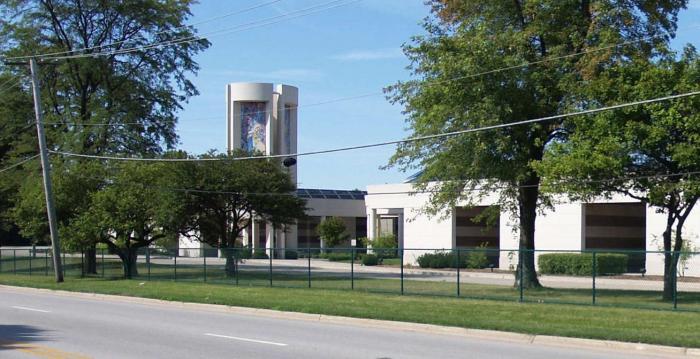 All Saints Cemetery Des Plaines Illinois