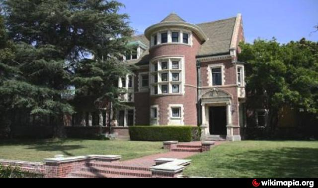 Alfred f rosenheim mansion los angeles california for Murder house tour los angeles