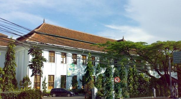 Santa Angela Bandung. Foto: wikimapia.com