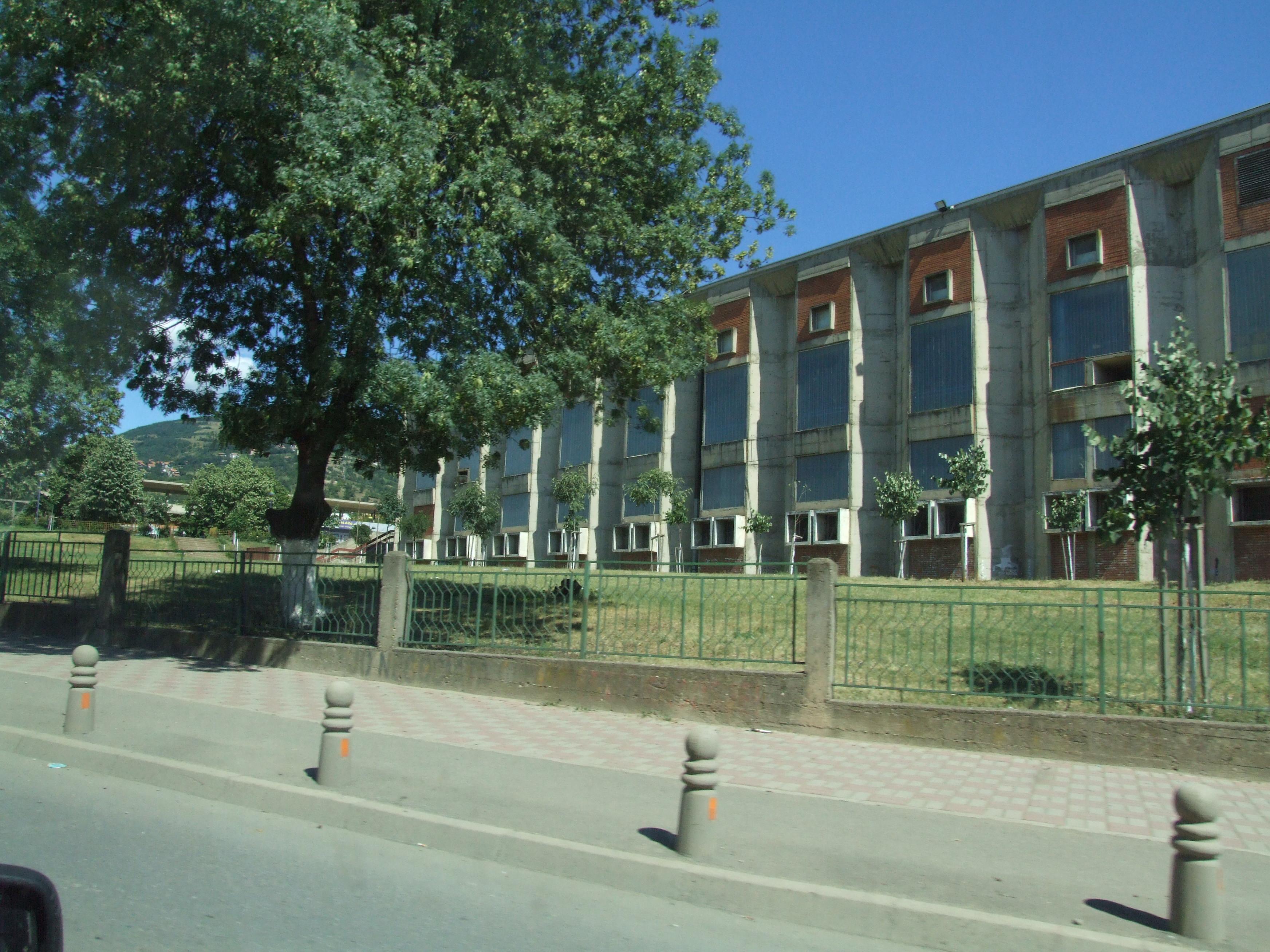 "Qendra Sportive ""Sezai Surroi"" (Prizren)"