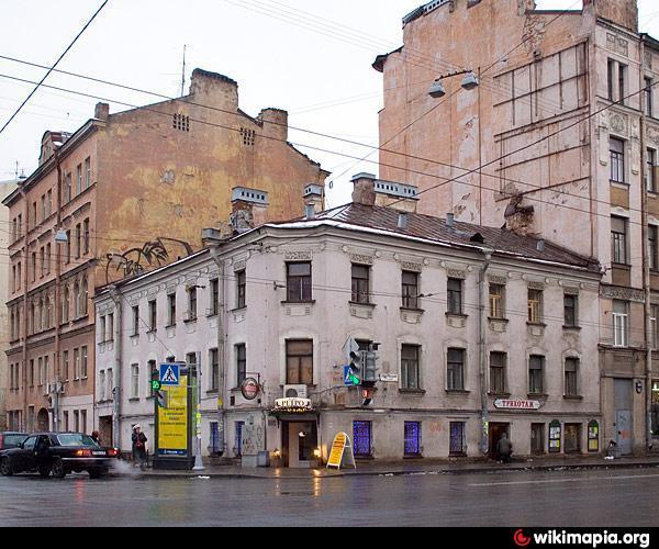 Продать квартиры (вторичный рынок) санкт-петербург, центральный, восстания пл, советская 6-я ул