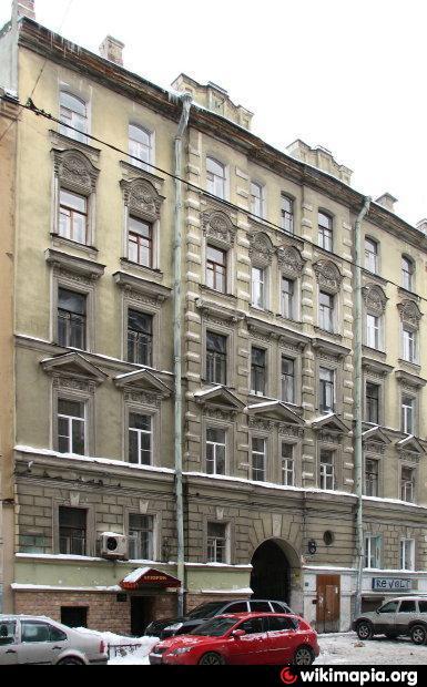 Площадь восстания санкт-петербург, 6-я советская ул санкт-петербург, 6-я советская ул