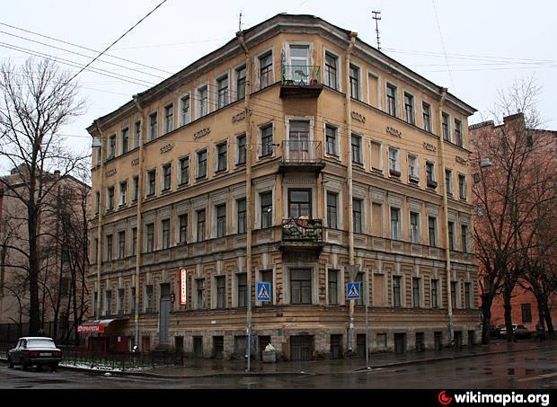 2 ккв в историческом центре спб, 3-я советская 6, купить квартиру в санкт-петербурге по недорогой цене, id объекта