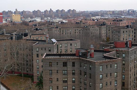 housing projects nyc