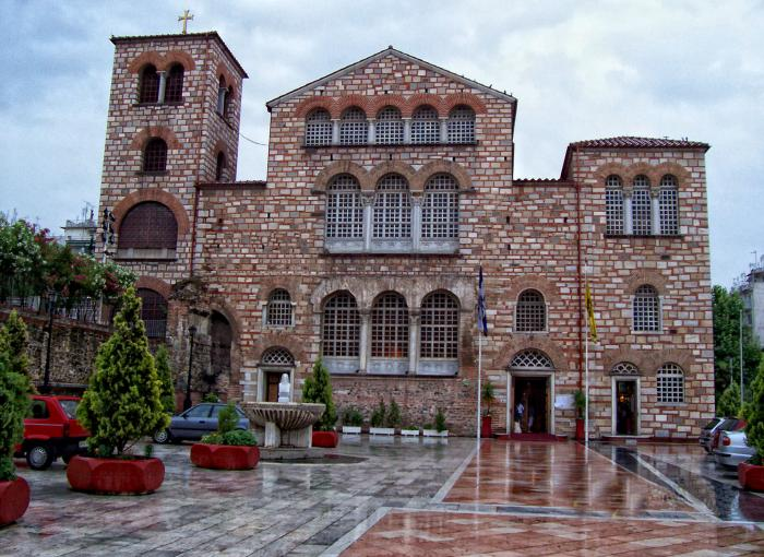 St. Demetrios Church - Thessaloniki