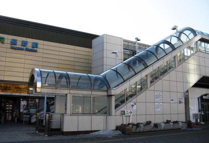 長野駅 - 長野市   鉄道, 新幹線...