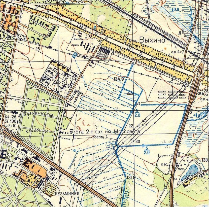отели совхоз россия на карте