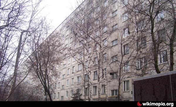 Щёлковское шоссе, 12 корпус 1 - москва.