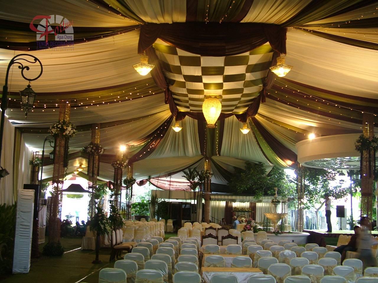 Dekorasi Tenda Pesta Pernikahan Tenda Pesta Pernikahan