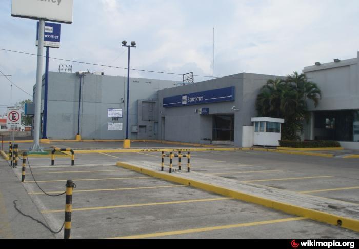 Banco BBVA Bancomer (Ave. Universidad) - Tampico