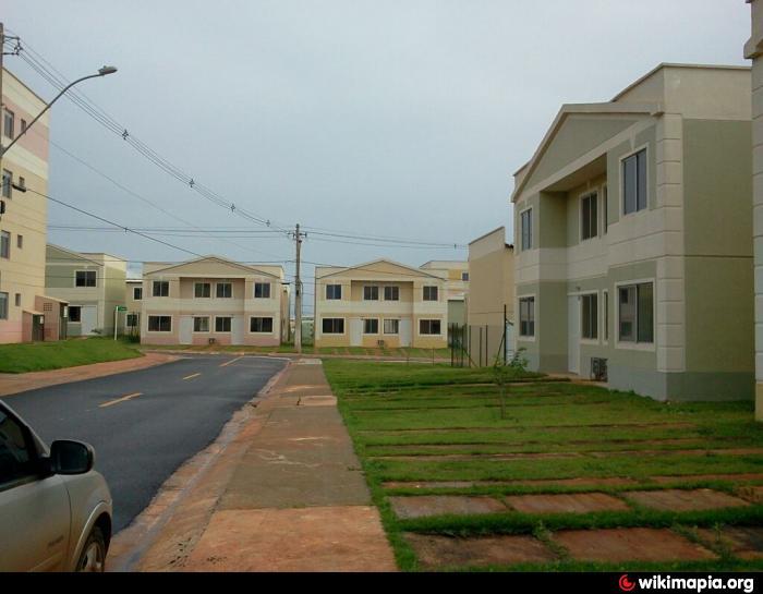 Setor Habitacional Jardins Mangueiral (SHMA) - Jardim Bot?nico