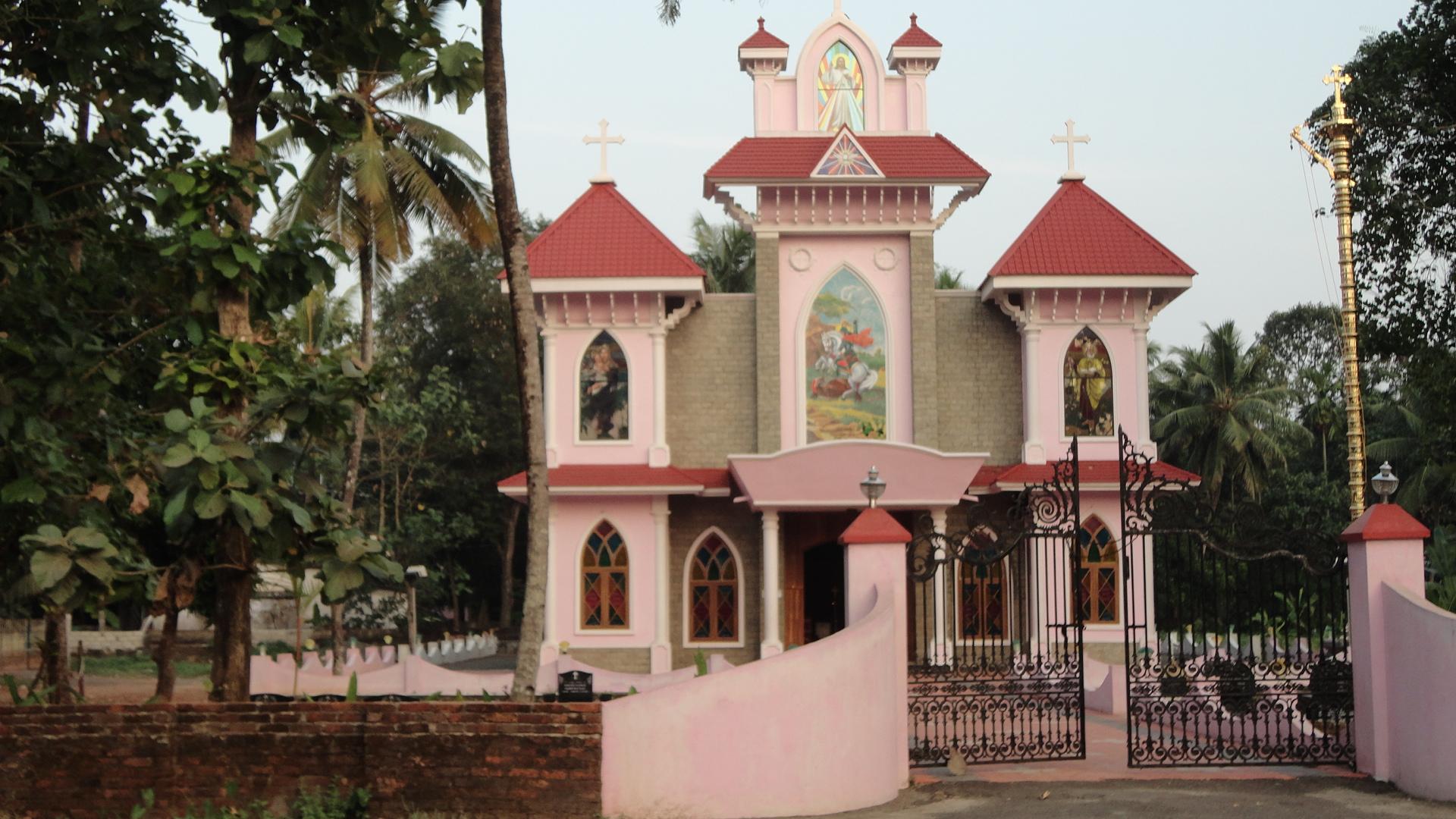 Saint George Malankara Catholic Church