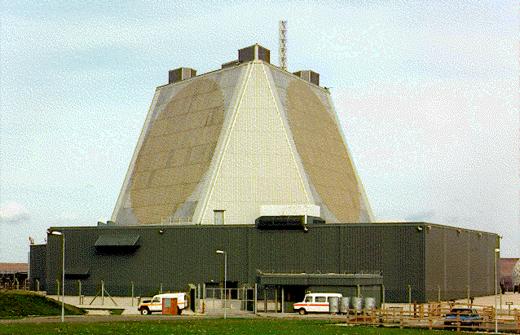 Fylingdales United Kingdom  city photos : RAF Fylingdales Ballistic Missile Early Warning System III Radar