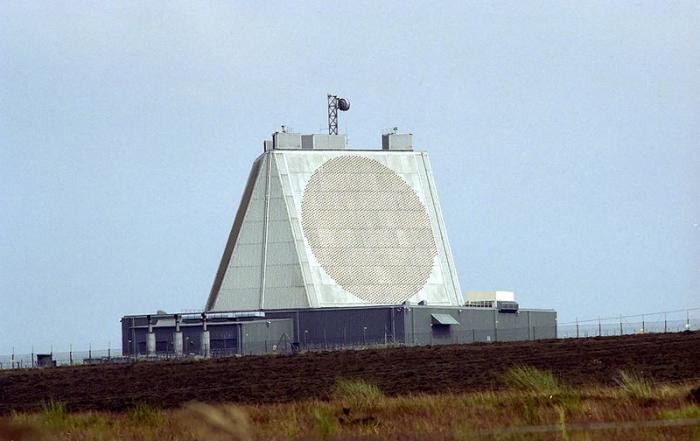 Fylingdales United Kingdom  City new picture : RAF Fylingdales Ballistic Missile Early Warning System III Radar