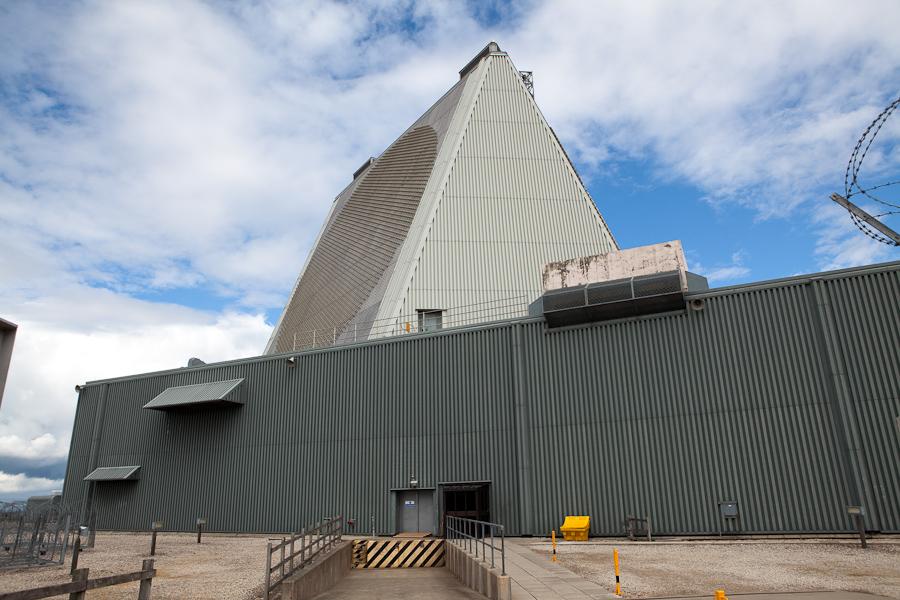 Fylingdales United Kingdom  City new picture : RAF Fylingdales Ballistic Missile Early Warning System III Radar
