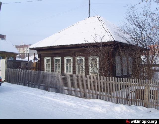 Ул. Попова, 149 является индивидуальный жилой дом находится наул