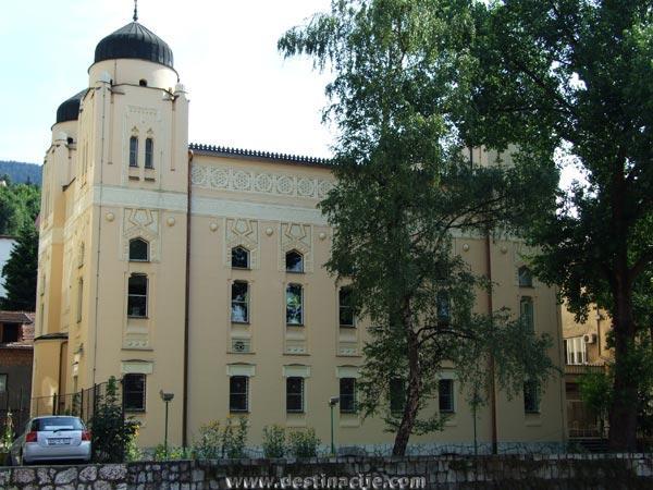 Ashkenazi synagogue - Sarajevo