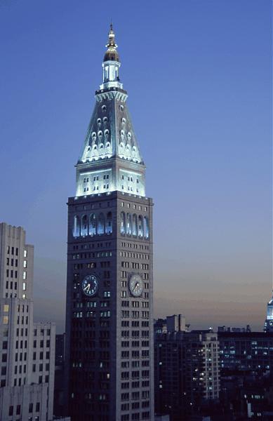 the new york edition hotel metropolitan life tower new