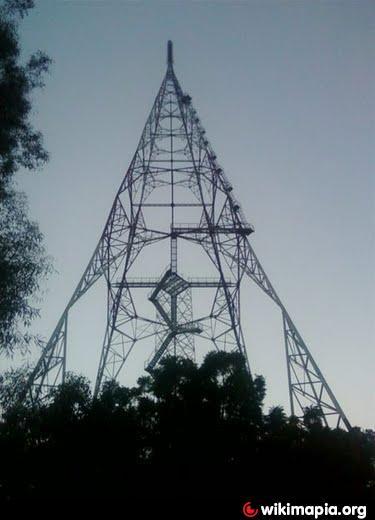 Tv Signal Booster Tower Sahiwal