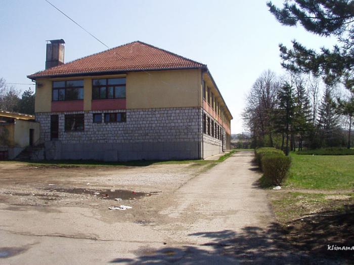 Osnovna Skola Ivan Goran Kovacic Livno Osnovna Skola Ivan