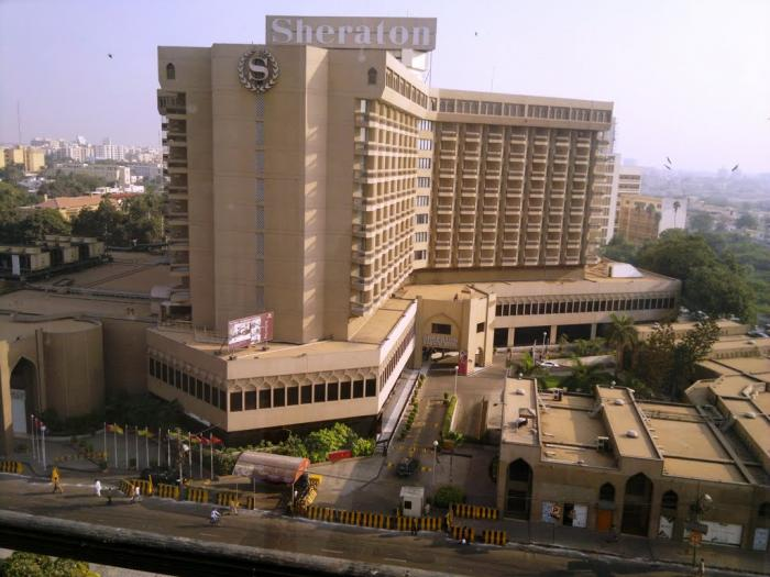 best hotel in karachi for dating