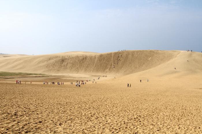 Tottori Sand Dunes - Tottori