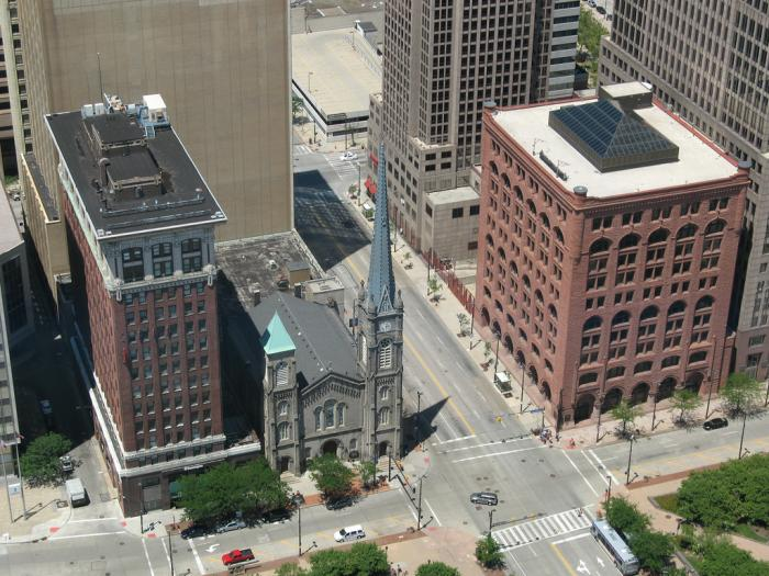 a description of a new church edifice opened to the public on the west side of cleveland ohio Trinity church wall street is an inclusive episcopal community focused on service to others  trinity church wall street, an episcopal parish in new york city.