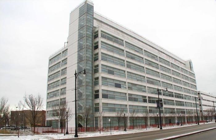 Cook County Juvenile Court Building and Detention Center - Chicago ...