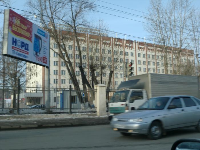 Детской больницы 10
