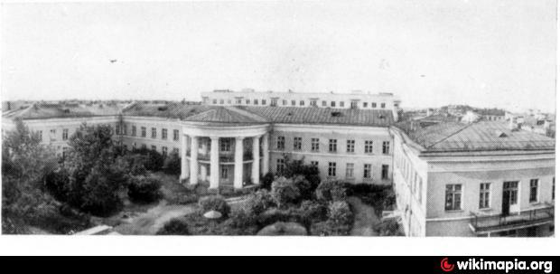 Детская поликлиника посёлок володарского