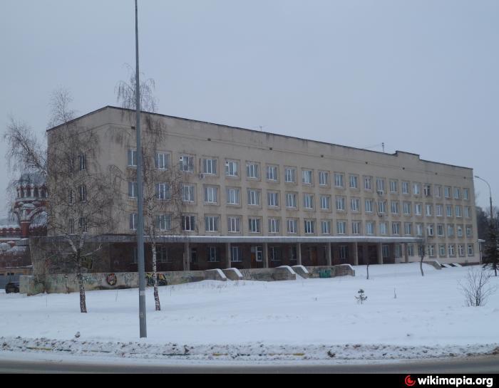 Морге 1-ой градской больницы