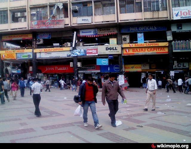 Forex dealers in nehru place