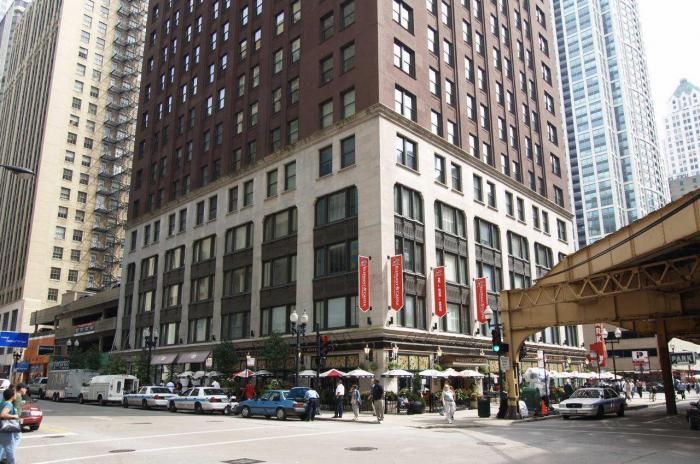 mda city apartments chicago illinois. Black Bedroom Furniture Sets. Home Design Ideas