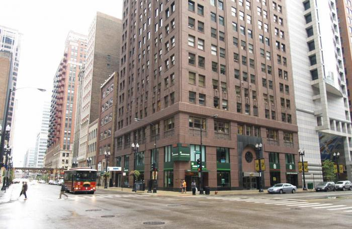 100 North Lasalle Chicago Illinois
