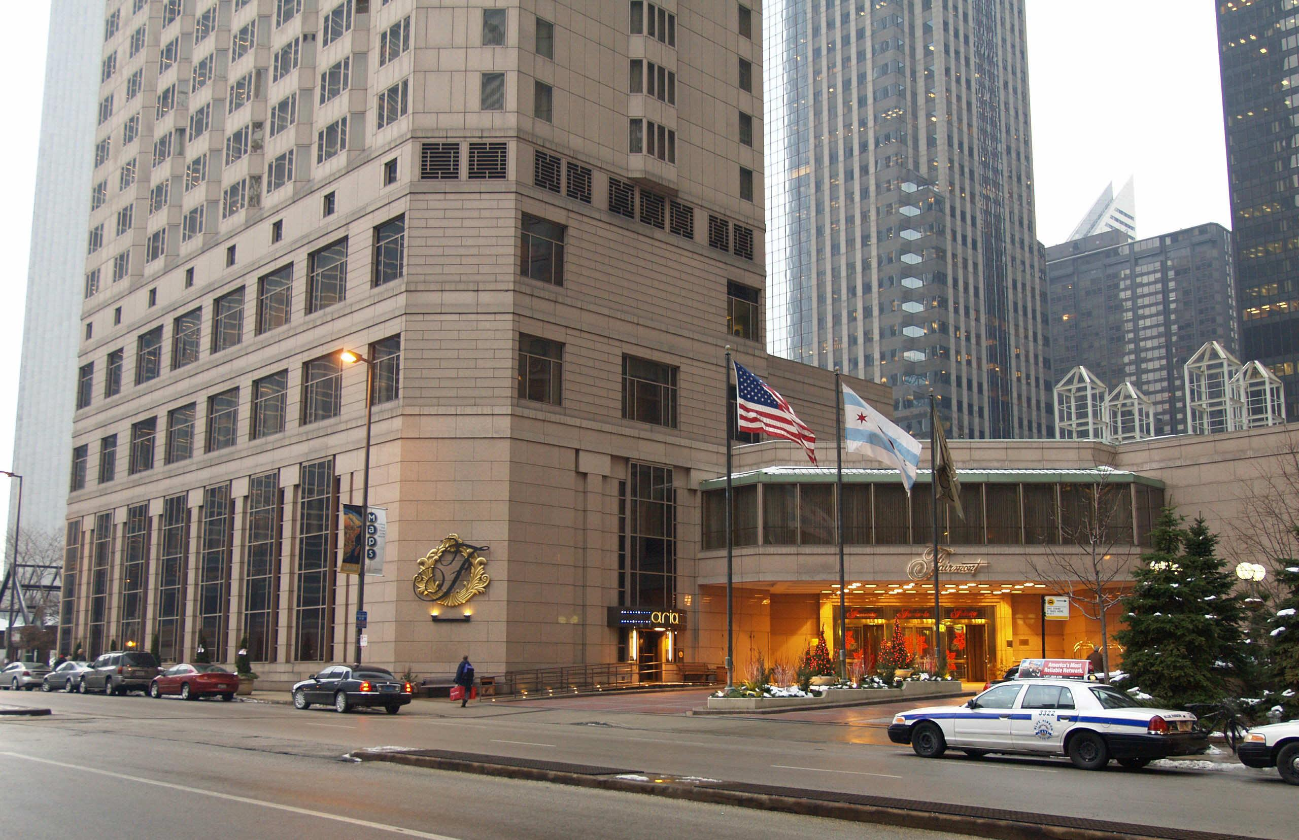 Fairmont chicago millennium park hotel chicago illinois for Chicago lodging