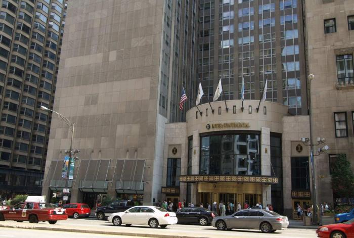 Intercontinental Chicago Magnificent Mile Hotel