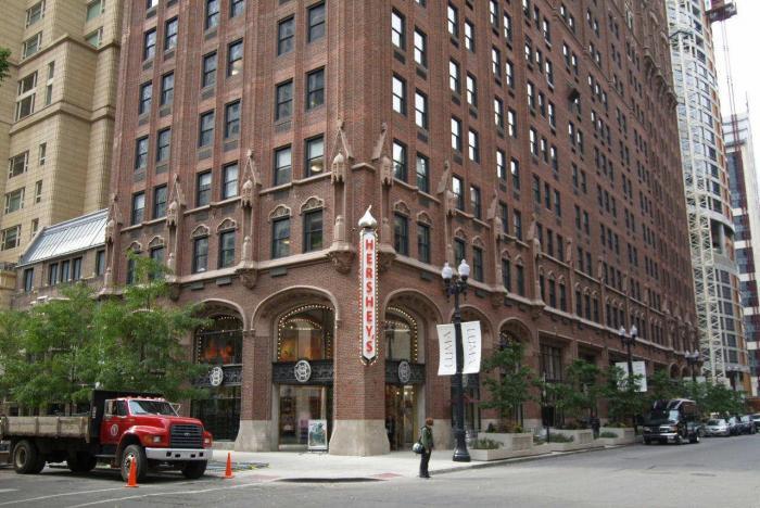 Lewis Towers Loyola University Chicago Illinois