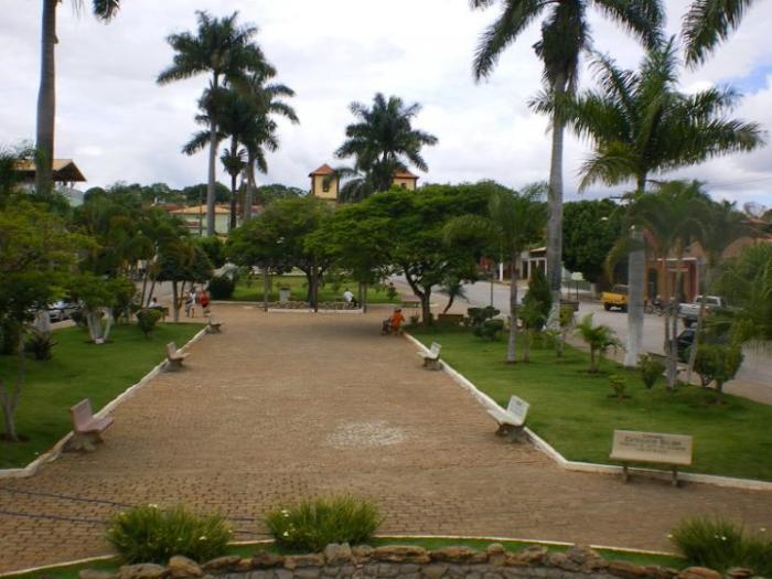 Baldim Minas Gerais fonte: photos.wikimapia.org