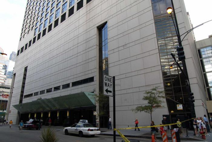 Chicago marriott downtown magnificent mile chicago illinois for Avenue hotel chicago
