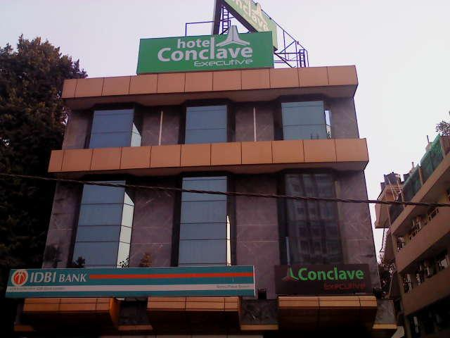 Conclave Hotel  U0026 Idbi Bank