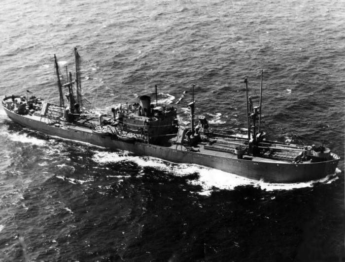 Wreck Of SS Richard Montgomery