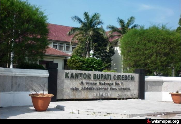 Kantor Bupati Cirebon - Sumber