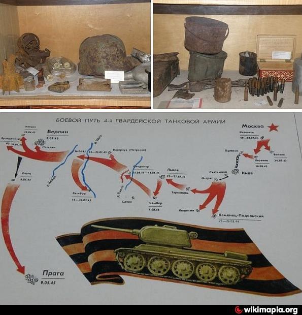 Уральский добровольческий танковый корпус имени ивсталина 1943 год