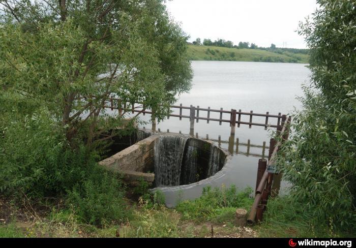 рыбалка на реке семенек