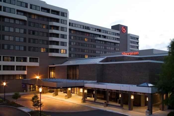 Sheraton Norfolk Waterside Hotel Norfolk Virginia