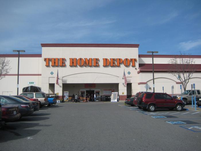 Home Depot Capitol Expressway San Jose Ca