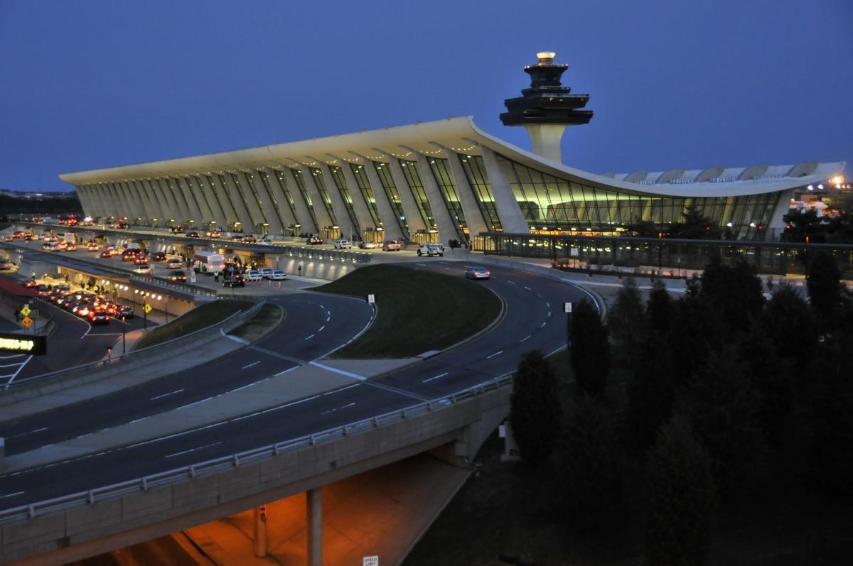 Aeroporto Washington : Aeroporto internacional washington dulles