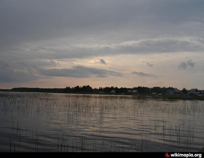 озеро моша рыбалка