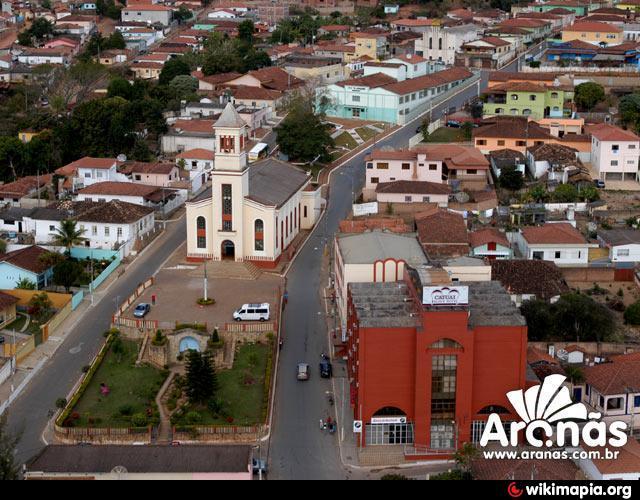 Angelândia Minas Gerais fonte: photos.wikimapia.org