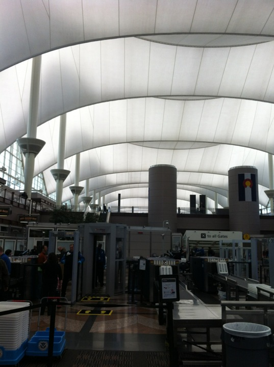 Denver International Airport Dia Den Kden Denver